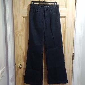 Levis high rise wide leg jeans